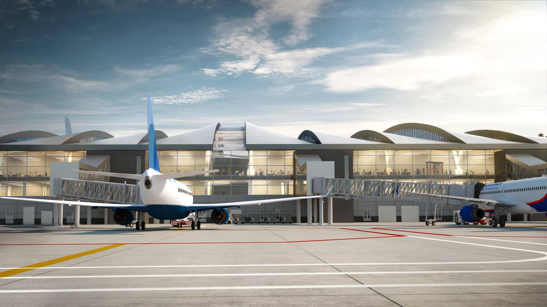 Аэропорт ростов картинка